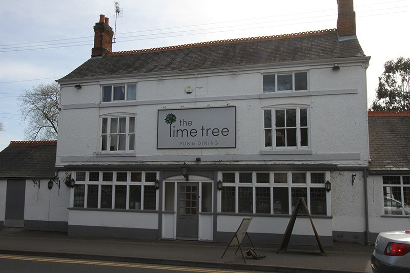 Book A Table The Lime Tree